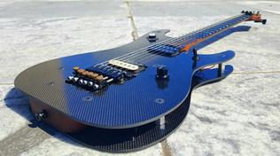 Fatfinger CF Series Carbon Fiber Guitar
