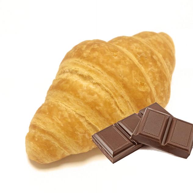 Круасан з шоколадом