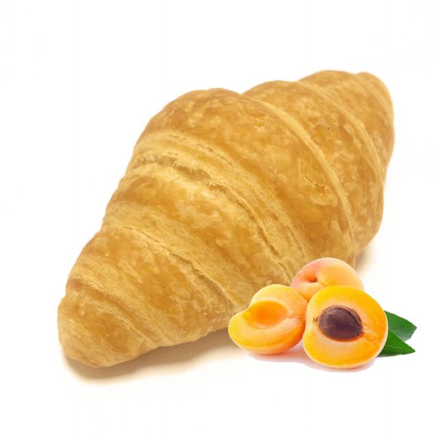 Круасан з абрикосовим смаком