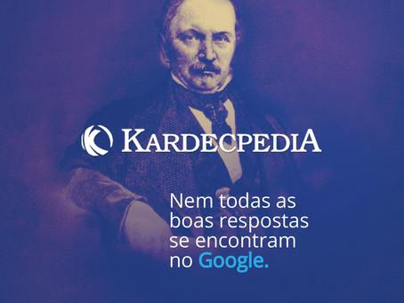 Kardecpedia, todas as obras de Kardec em suas mãos!