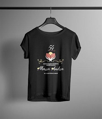 Camiseta Maria Amélia - Edição Especial 54 Anos