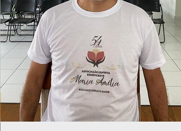 Camiseta Maria Amélia - Edição Especial 54 Anos - versão econômica