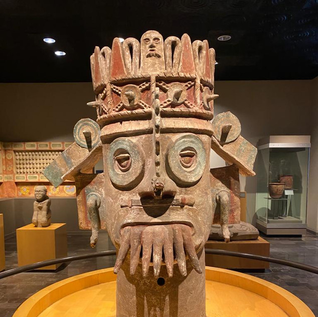 museo Tlaloc