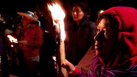 Cherán- miasto, z którego kobiety wypędziły przestępców, polityków i policjantów.