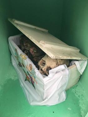 Zmarli opuszczają groby- Zaduszki w Pomuch