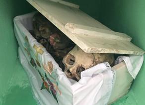 Zmarli opuszczają groby – Zaduszki w Pomuch