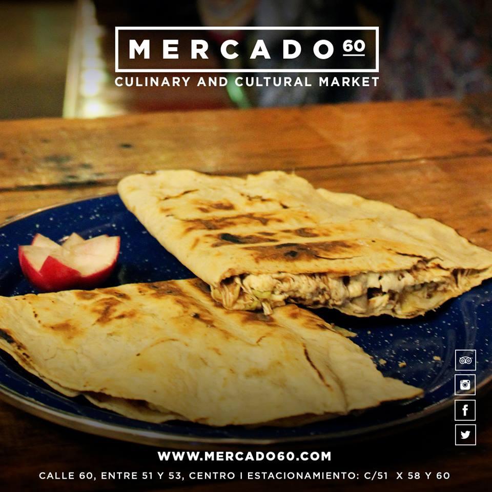Mercado 60 Merida