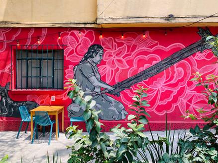 Muralizm meksykański – od Diega Rivery do street artu