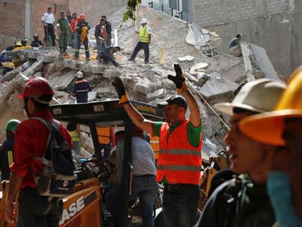 Rok po trzęsieniu ziemi w Meksyku