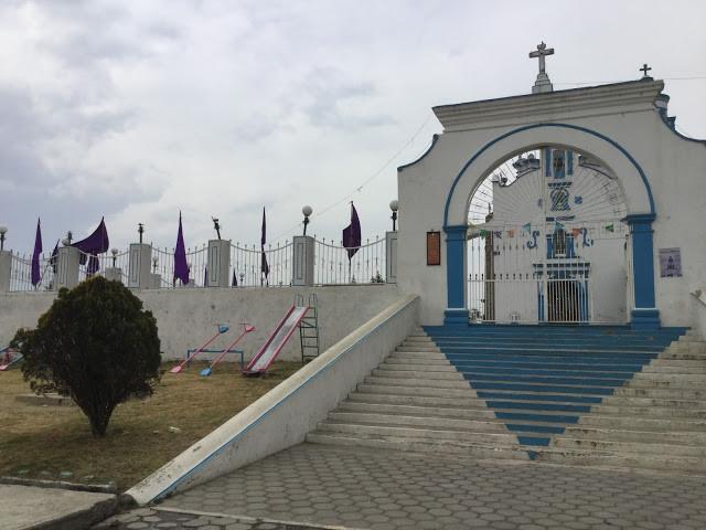 Kościółek w Nativitas