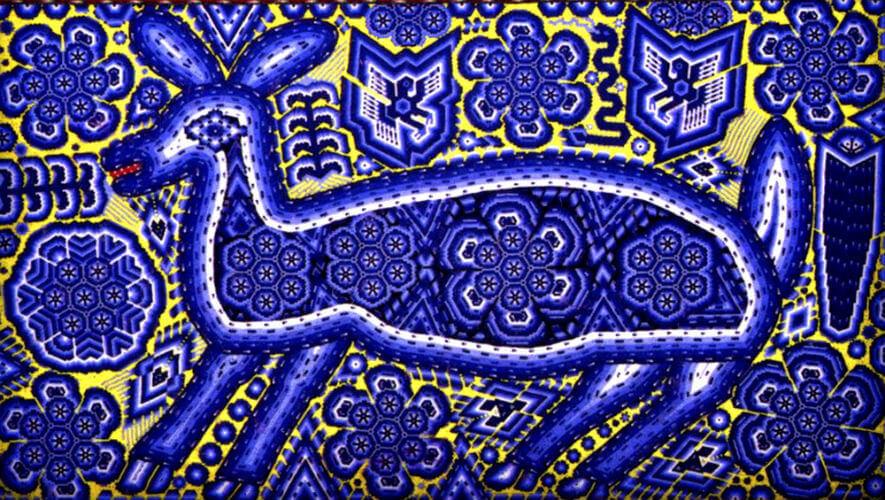 Venado azul