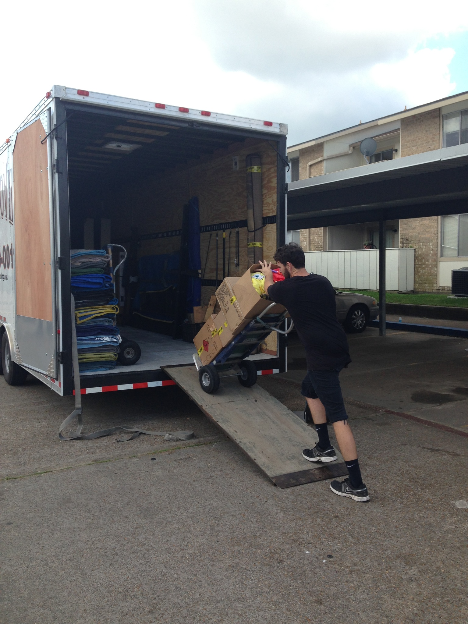 Local and Long Distance Movers   The Texan Moving