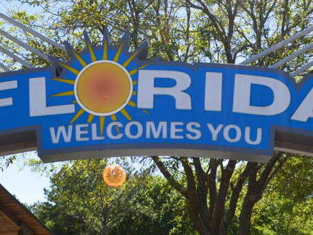 Florida Tops The List For Relocation!