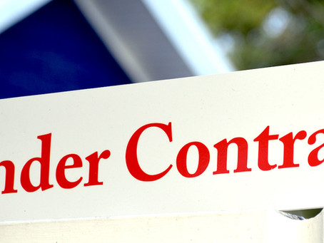 Contract Signings Surge as Home Buyers Remain Eager!