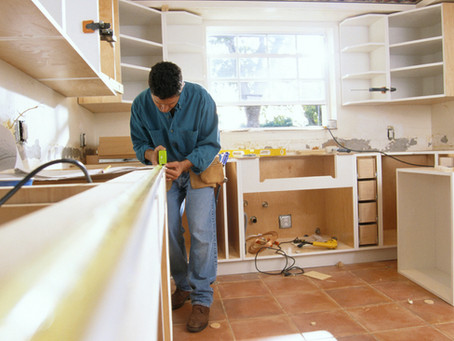 The Home Improvement Boom Isn't Letting Up Soon!