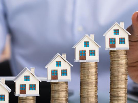 Home Price Increase: The Highest in More than 15 Years!
