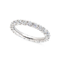 950 platinum and diamonds ring
