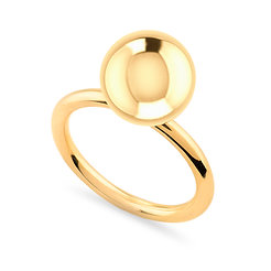 18k yellowgold ring