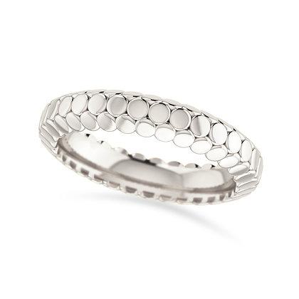 18k whitegold ring