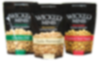 Wicked Minis Seasoned Oyster Crackers