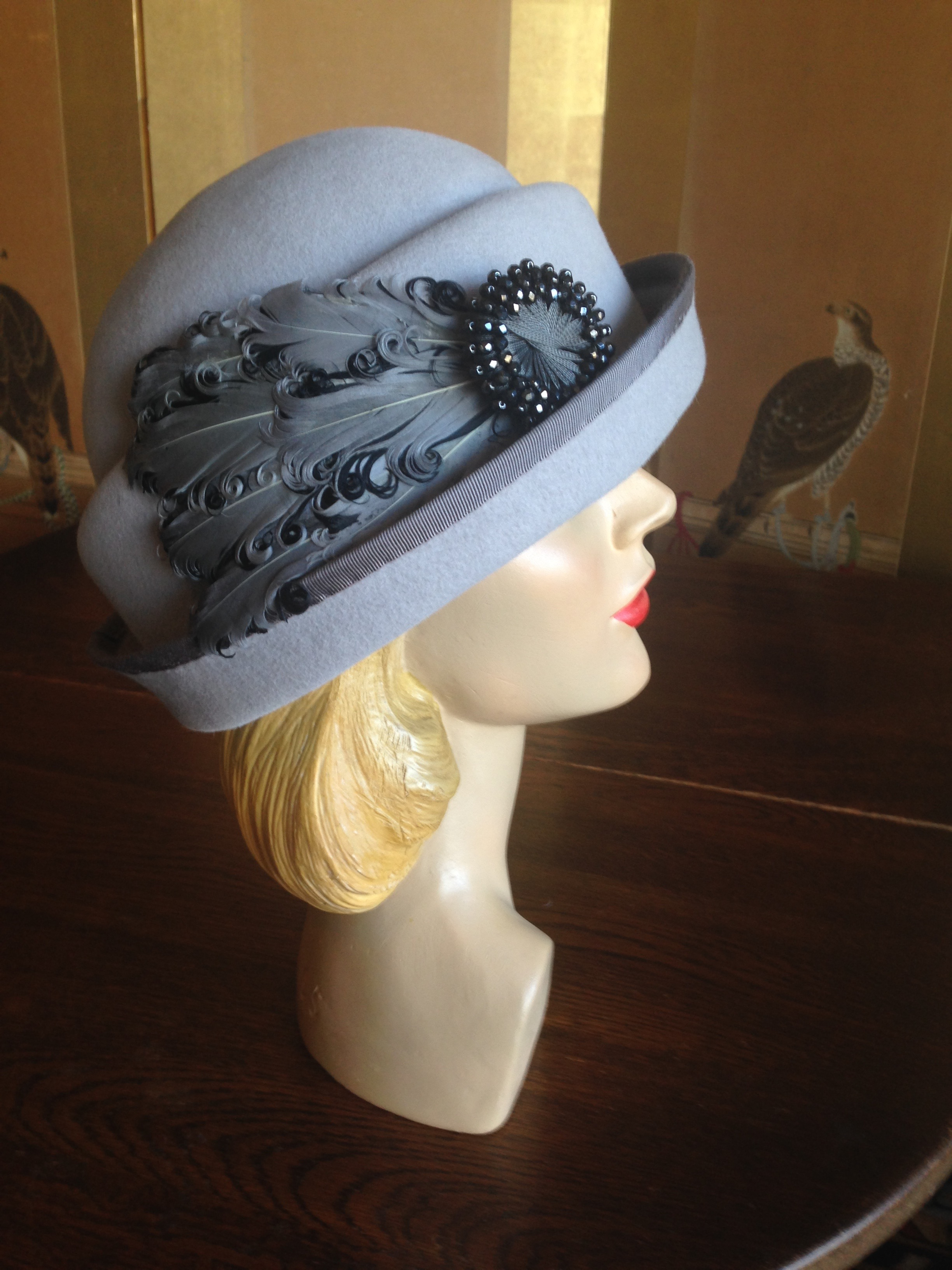 Chapeau Dove Gray