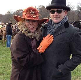 Janet and Aaron Pennsylvania Hunt Cup.jpg