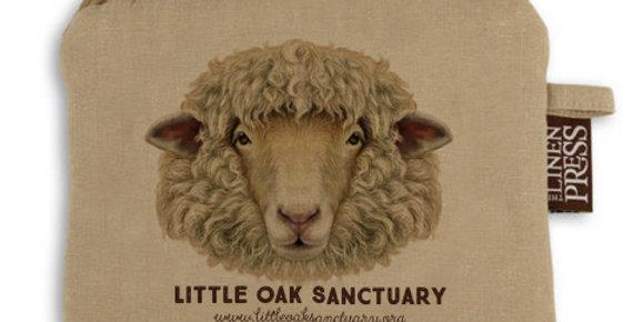 Organic Purse - Sheep