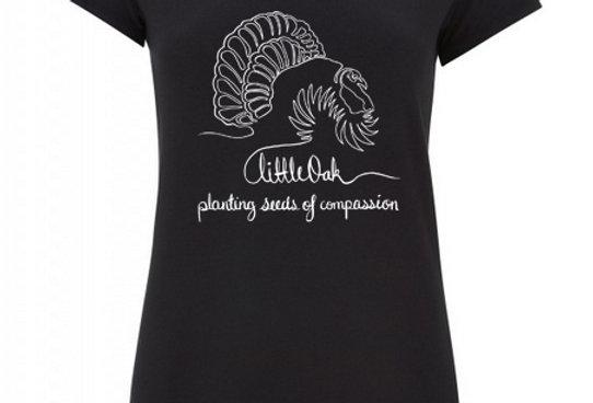 Fitted Tshirt Black - TURKEY