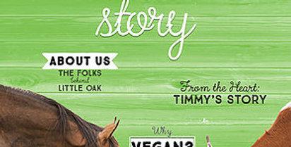 Little Oak's Story - Booklet