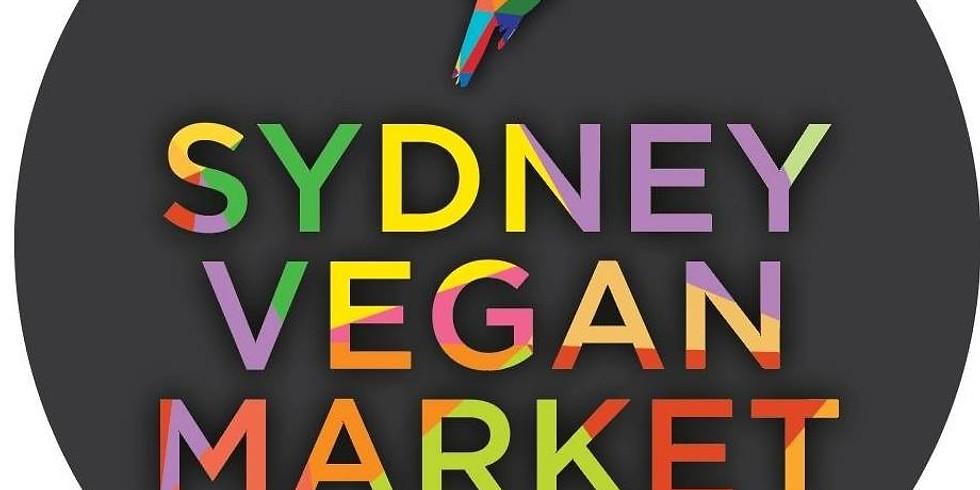Little Oak @ Sydney Vegan Markets December