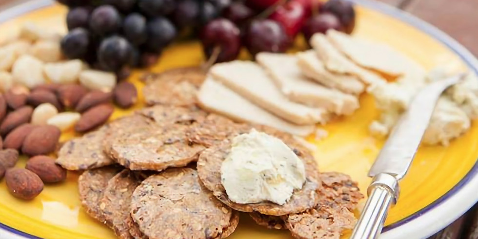 Jazz Wine & Vegan Cheese Sanctuary Session