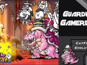 Guardian Gamereon True Form!
