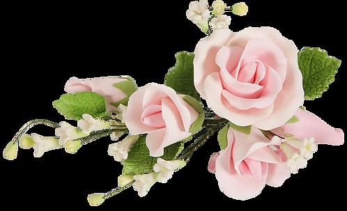 FLOWER SPRAYS - GARDEN ROSE SPRAYS