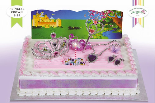 KIT E14 - PRINCESS CROWN