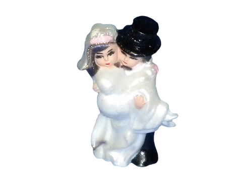BRIDE & GROOMS FIGURINES