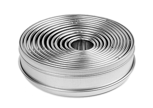 STAINLESS STEEL ATECO CUTTERS