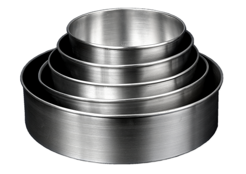 CAKE PANS - SPONGE