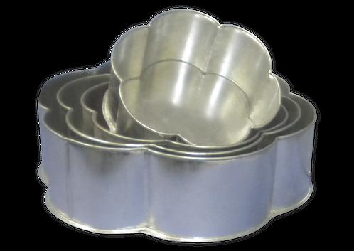 CAKE PANS - PETAL