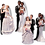 Thumbnail: BRIDE & GROOMS FIGURINES