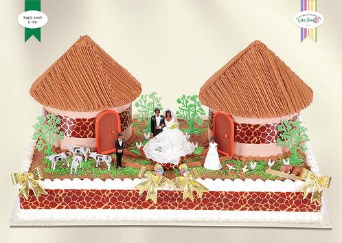 KIT E98 - 2 HUT CAKE