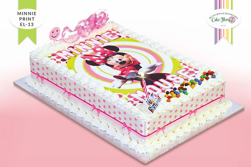 KIT L13 - MINNIE MOUSE PRINT