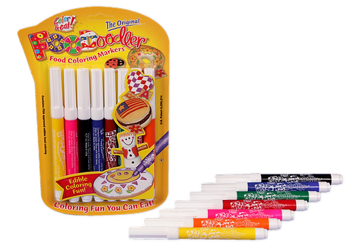 EDIBLE FOOD COLOURING PENS
