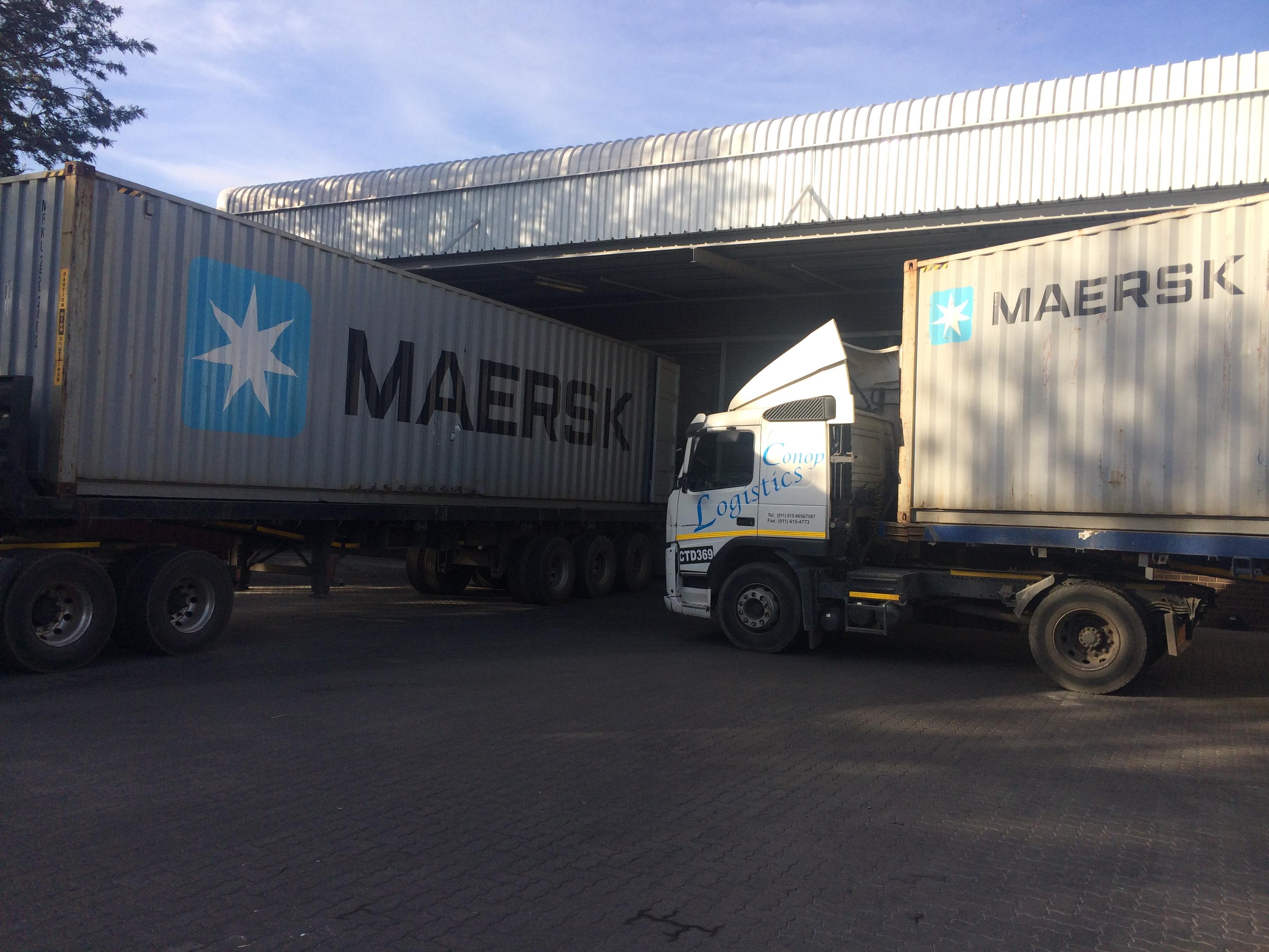 Conop Logistics
