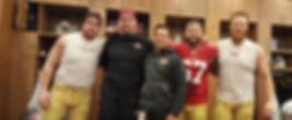 Team Physician San Francisco 49ers