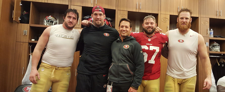 Team Physician San Francisco 49ers