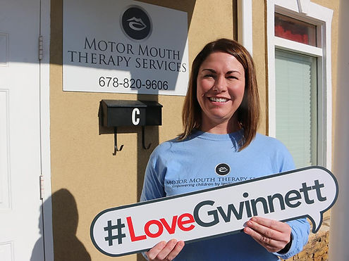 Motor Mouth Therapy Services Love Gwinnett