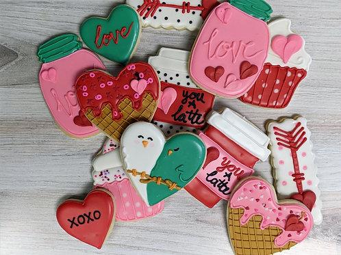 Royal Iced Cookies