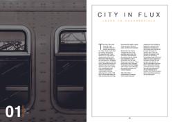 City in flux