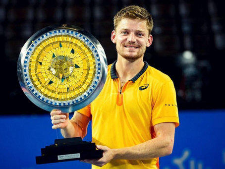 GOFFIN (BEL) WINS 5TH TITLE IN MONTPELLIER