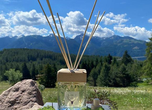 """profumatore ambienti """"il respiro della montagna"""""""